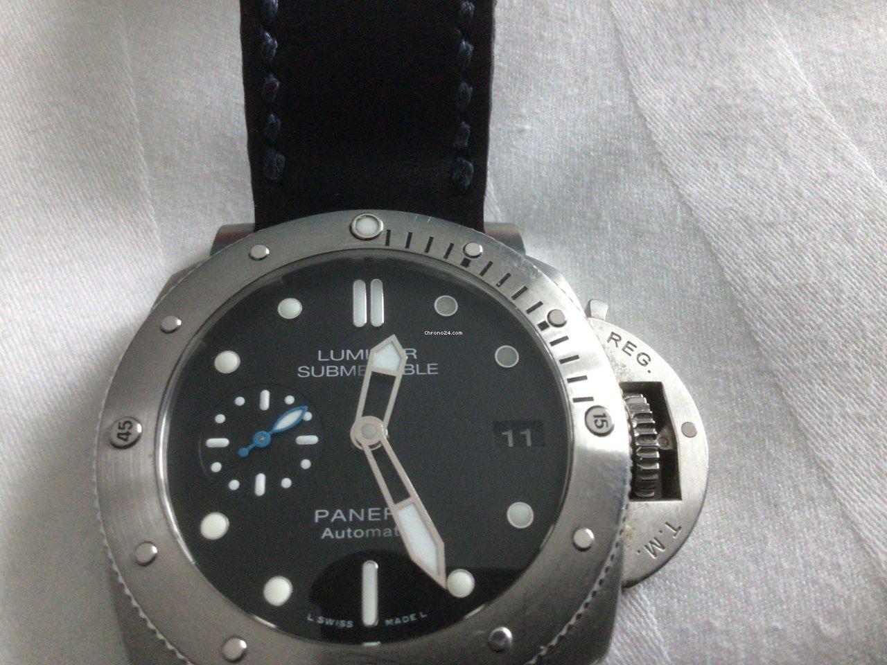 Panerai Luminor Submersible 1950 3 Days Automatic PAM 00682 2018 usados