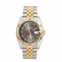 Rolex Datejust Turn-O-Graph Gold/Steel 36mm Grey United States of America, Texas, Plano