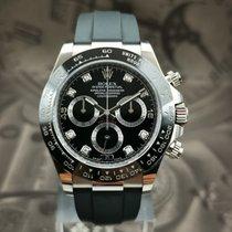 Rolex Ceramic Automatic Black pre-owned Daytona