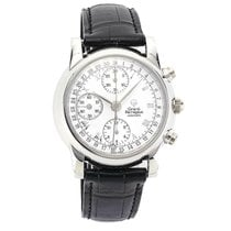 Girard Perregaux Platinum Automatic White 39mm pre-owned