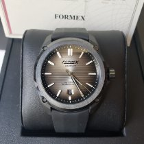 Formex pre-owned Automatic 43mm Brown Sapphire crystal 10 ATM