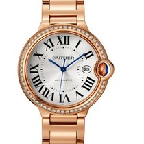 Cartier Ballon Bleu 42mm new 2021 Automatic Watch with original box and original papers WJBB0038