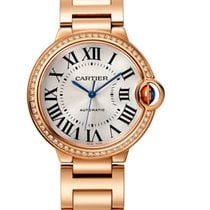 Cartier Ballon Bleu 36mm new 2021 Automatic Watch with original box and original papers WJBB0037