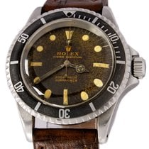 Rolex Submariner (No Date) Steel 40mm Black No numerals United States of America, Utah, Draper