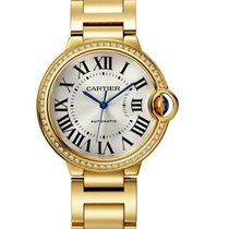 Cartier Ballon Bleu 36mm WJBB0043 New Yellow gold 36mm Automatic United States of America, Iowa, Des Moines
