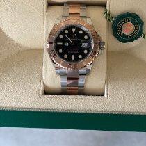 Rolex Yacht-Master 40 Gold/Steel 40mm Black No numerals UAE, Dubai