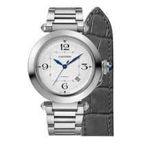 Cartier WSPA0009 Steel 2021 Pasha 41mm new United States of America, Iowa, Des Moines