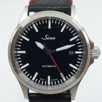 Sinn 556 Steel 38.5mm Black No numerals United States of America, Texas, Houston