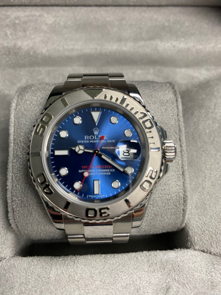 Rolex Yacht-Master 40 16622 2006 pre-owned
