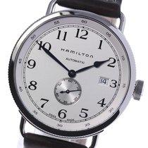 Hamilton Khaki Navy Pioneer 40mm Silber