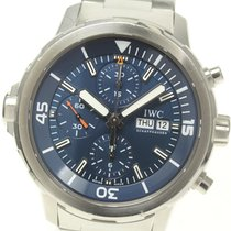 IWC Aquatimer Chronograph 45mm Blue