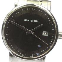 Montblanc Summit Сталь 38mm Черный