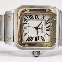 Cartier Gold/Steel 28mm Quartz 1566 pre-owned India, MUMBAI