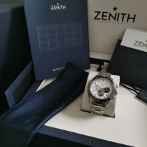 Zenith Chronomaster Sport 03.3100.3600/69.M3100 New Steel 41mm Automatic