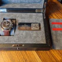 Omega Speedmaster Professional Moonwatch Steel 39.7mm Black No numerals United States of America, Pennsylvania, Pittsburgh