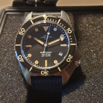 Auricoste Steel 40mm Automatic A9300 new