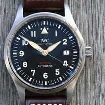 IWC Pilot Steel 39mm Black Arabic numerals Australia, Mount Eliza