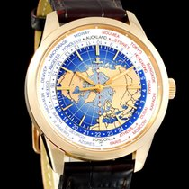 Jaeger-LeCoultre Geophysic Universal Time Rose gold 41.6mm