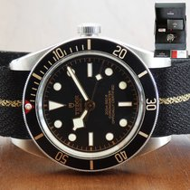 Tudor Black Bay Fifty-Eight Ocel 39mm Černá Bez čísel