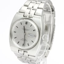Omega Constellation Day-Date Steel 36mm Silver
