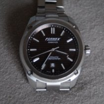 Formex pre-owned Automatic Brown Sapphire crystal 100 ATM