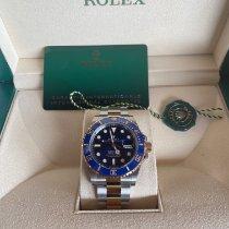 Rolex Submariner Date nuovo 2021 Automatico Orologio con scatola e documenti originali 126613lb