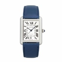 Cartier Tank Solo Steel 40mm White United States of America, Texas, Plano