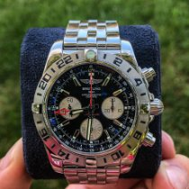 Breitling Chronomat 44 GMT Steel 44mm Black No numerals United States of America, Tennesse, Knoxville