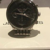 Junghans Meister Chronoscope Steel Grey