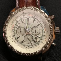 Breitling Bentley Motors Steel 48mm Silver No numerals United States of America, Illinois, Dieterich