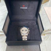 Tudor 79360N-0002 Stål 2021 Black Bay Chrono 41mm ny