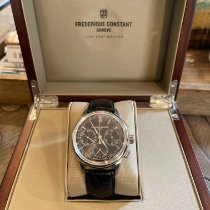 Frederique Constant pre-owned Automatic 42mm Grey Sapphire crystal 5 ATM