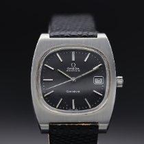Omega Genève Steel 36mm Black