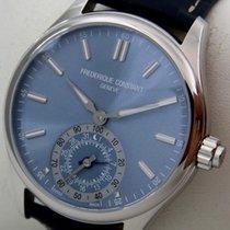 Frederique Constant Horological Smartwatch FC-285LNS5B6 Неношеные Сталь 42mm Кварцевые