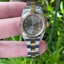 Rolex Oyster Perpetual Gold/Steel Grey No numerals United States of America, California, Los Angeles