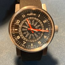 Fortis pre-owned Automatic 40mm Sapphire crystal 10 ATM
