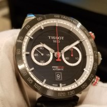Tissot PRS 516 Steel 45mm Black No numerals United States of America, Michigan, Oak Park