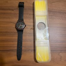 Swatch pre-owned Automatic 42mm Black