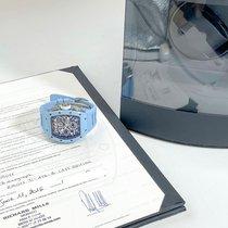 Richard Mille RM 011 Keramikk 40mm Arabisk