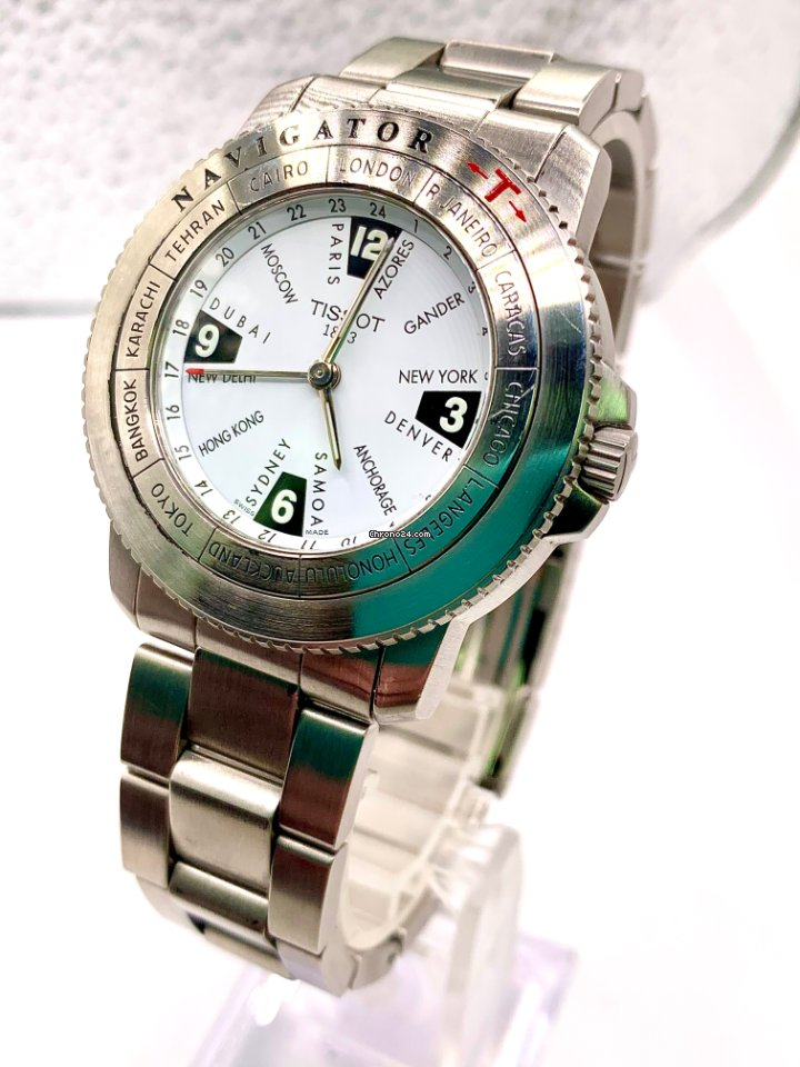 Tissot 1853 number 250/1000 limited edition pre-owned