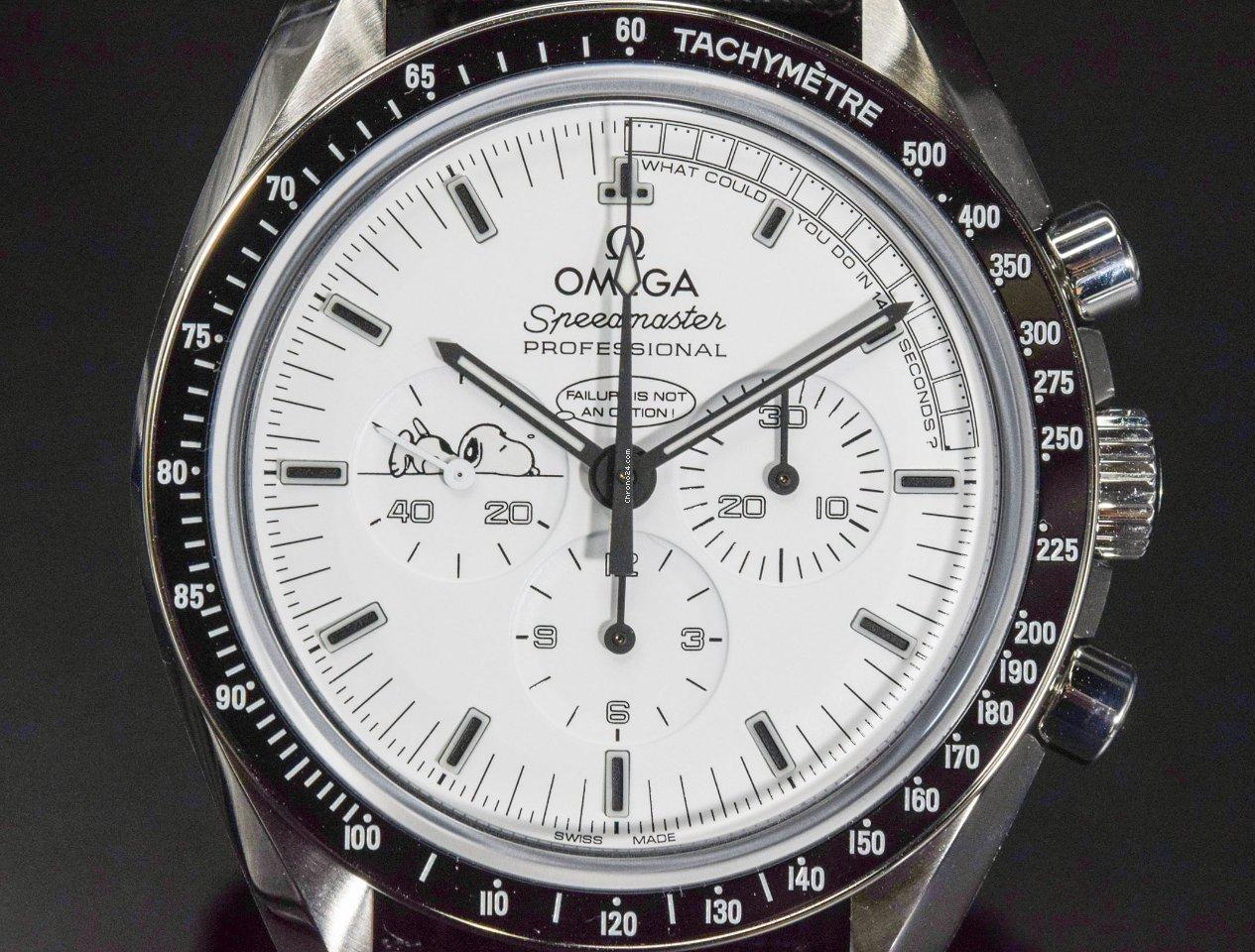 Omega Speedmaster Professional Moonwatch 311.32.42.30.04.003 2016 new