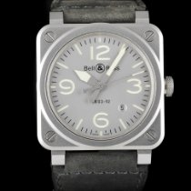 Bell & Ross BR 03-92 Steel BR0392-GR-ST/SCA Very good Steel 42mm Automatic South Africa, Pretoria