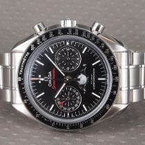 Omega Speedmaster Professional Moonwatch Moonphase 304.30.44.52.01.001 Very good Steel Automatic