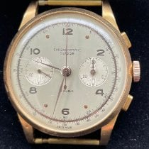 Chronographe Suisse Cie 全新 手动上弦 非中心秒针 35mm 黄金 塑料