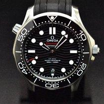 Omega Seamaster Diver 300 M nuevo 2021 Automático Reloj con estuche y documentos originales 210.32.42.20.01.001