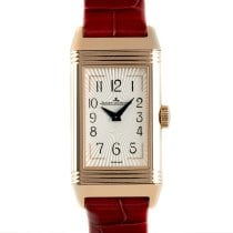 Jaeger-LeCoultre Reverso Duetto Yellow gold 34mm Silver
