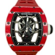 Richard Mille RM 052 Углерод 49.9mm Прозрачный