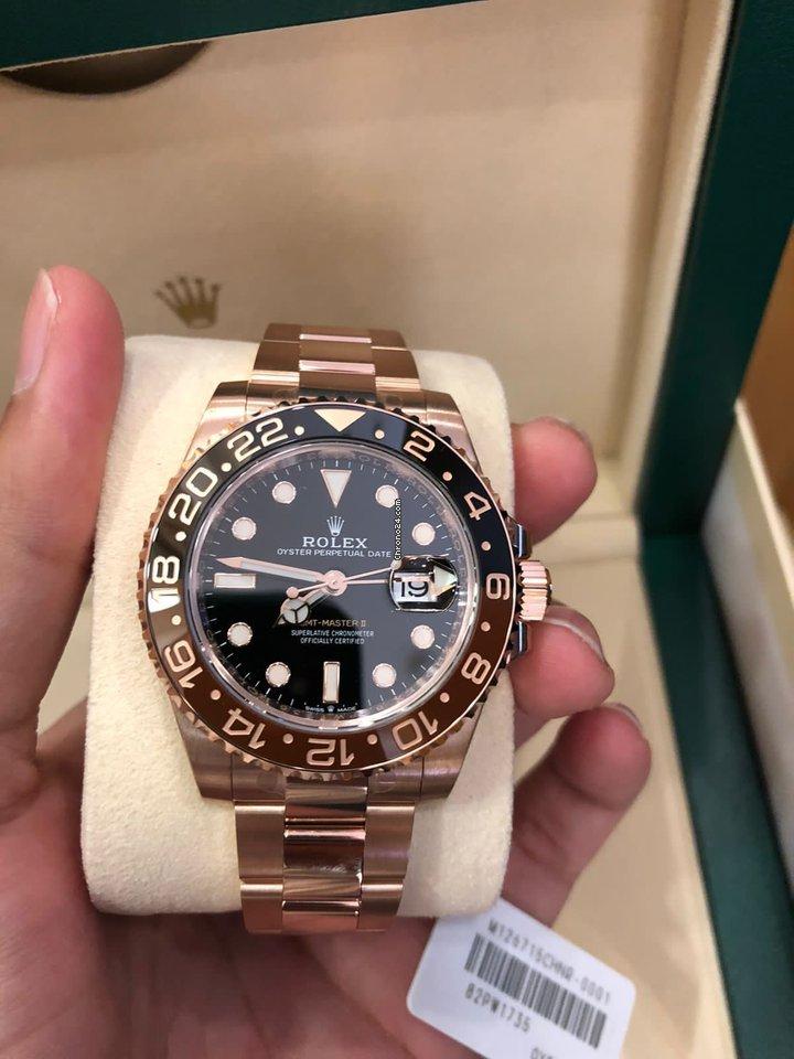 Rolex GMT-Master II 126715CHNR-0001 2021 new
