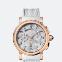 Breguet Marine 8827br/52/586 Very good Rose gold 34.6mm Automatic
