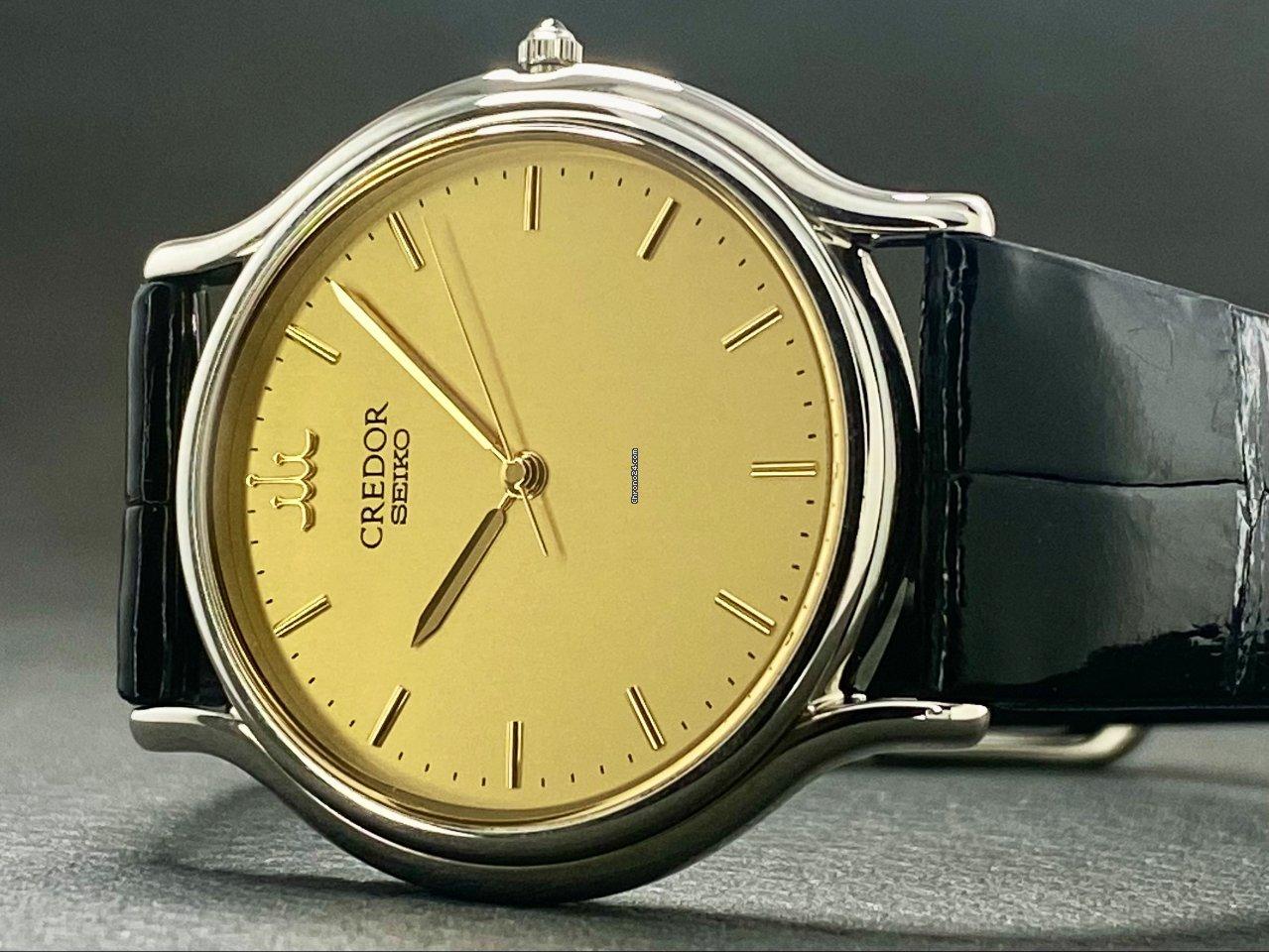 Seiko Credor Seiko Credor 8J81-6A30 |2012 2012 new